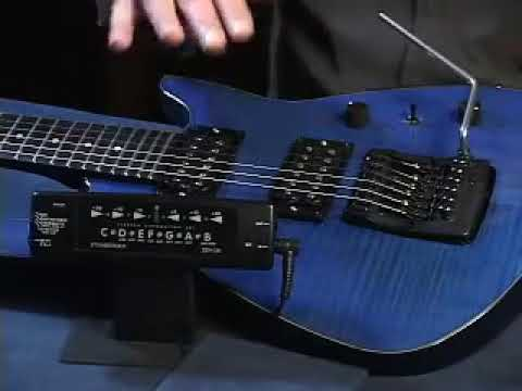 Setting Up The TransTrem 3 With Ned Steinberger