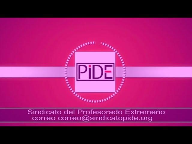 PIDE - Spot PIDE Mérida