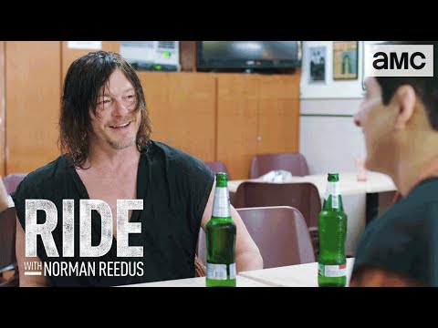'Russian & Turkish Bath Houses of NYC' Talked About Scene Ep. 206 | Ride With Norman Reedus