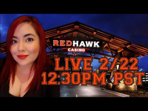 Lucky Beach Slots Live At Red Hawk Casino