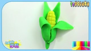 Making Play Doh Toys For Kids | Colors Clay Toys For Children | Video For Kid #10