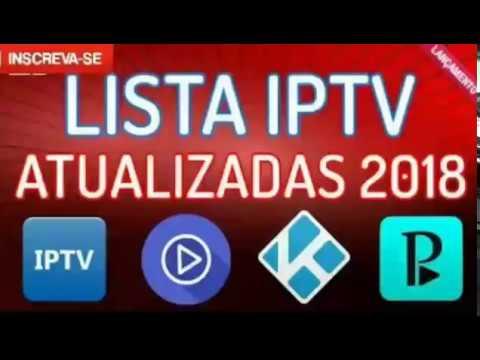 LISTRA DE IPTV 15/09/18