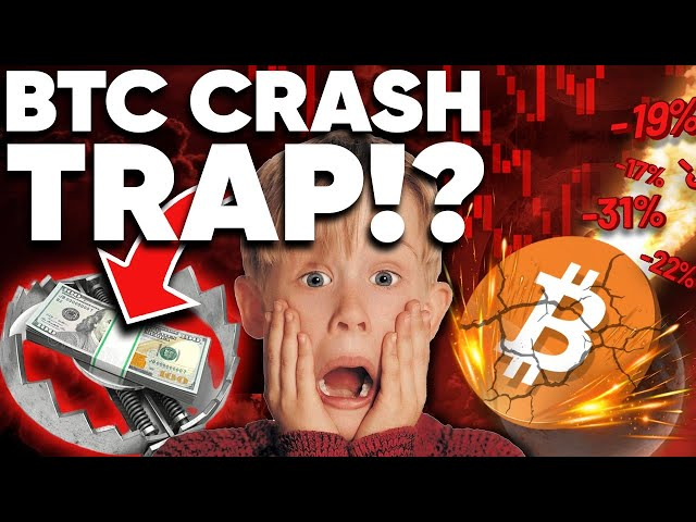 WARNING! Bitcoin Crash In 3 Days Is the Final TRAP!!!