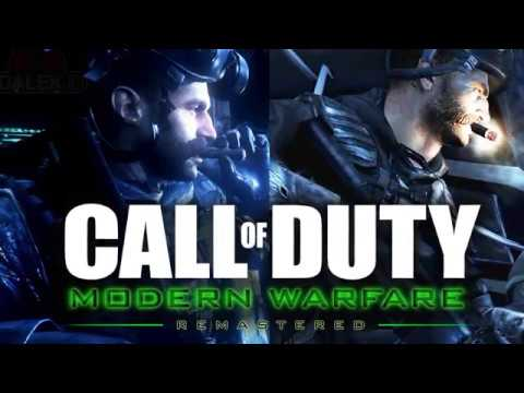 call of duty modern warfare remastered full crack