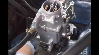 Adaptación de carburador para Dodge Coronet modelo 1975