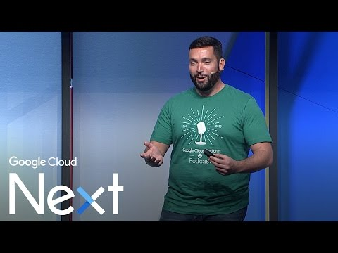 Google Cloud Endpoints: serving your API to the world (Googl