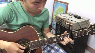 YiWei - Zhou San (以为 - 周三) - Guitar Cover