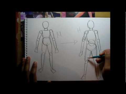 imagenes hechas de cuerpo de personas