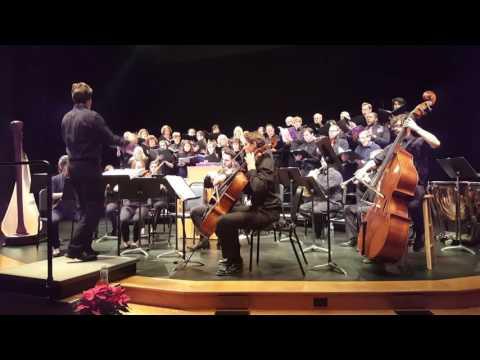 OCC Music Department 2016 Christmas Concert