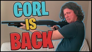 CORL IS BACK RANT !!! Commentary (Roblox)