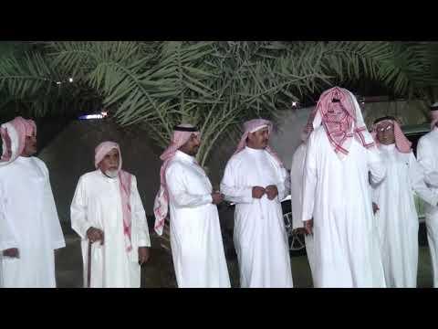 شيلة مهداه في حفل زواج الاعلامي مساعد حمدان ال زارع