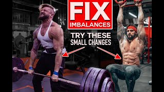SIMPLE FIXES TO HELP YOU GROW | Common Imbalances | BACK, SHOULDERS, ABS Workout (DAY 3 of 5)