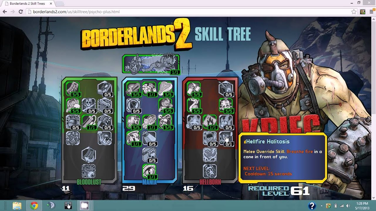 Kreg dmg build borderlands 2 guide