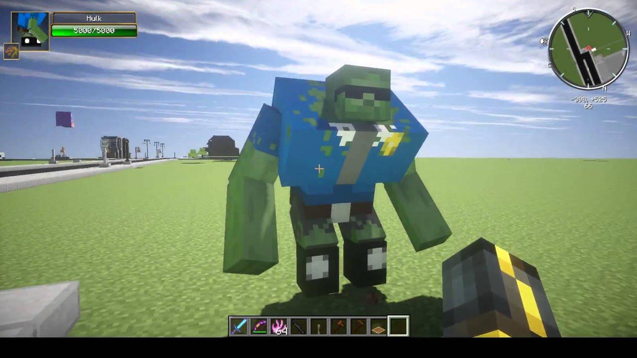 Mutant Police Zombie Skin Minecraft Custom Skins Modded - Skins para minecraft pe zombie