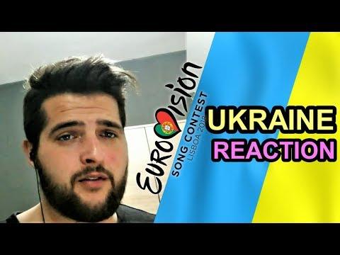 Eurovision 2018 Ukraine - REACTION & REVIEW [MELOVIN - Under the Ladder]