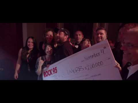 The Rock 95 2016 Burn Your Mortgage Birthday Bash