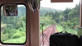 美祢線 キハ120 厚保→四郎ヶ原 前面展望