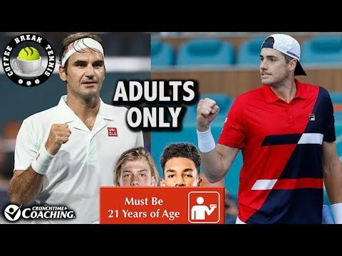 2019 Miami Open Men's Final Preview | Coffee Break Tennis