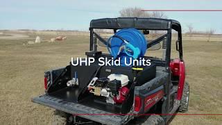 UHP Skid Units