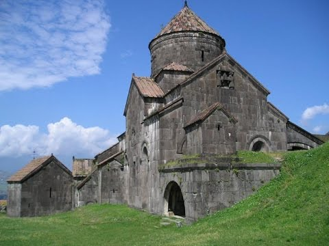 UNESCO World Heritage Site, Medieval Haghpat Complex in Armenia.