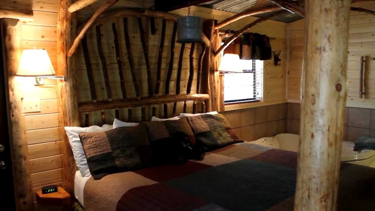Cabin 6 Storybook Cabins Ruidoso Nm Youtube