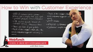 How to Win with Customer Experience