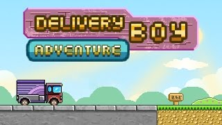Delivery Boy Adventure! (by Kin Ng) - iOS / Android - HD Gameplay Trailer