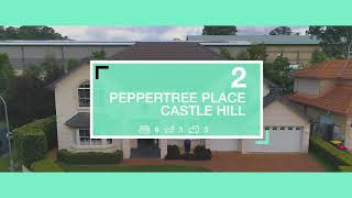 2 Peppertree Place, Castle Hill