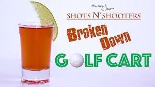 How to make a Broken Down Golf Cart Shot #4