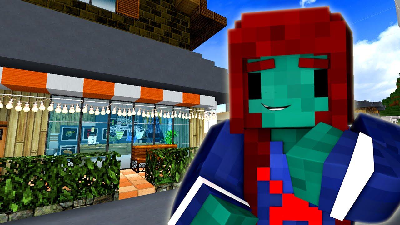 Yandere High School - MARRY ME! (Minecraft Roleplay) #22