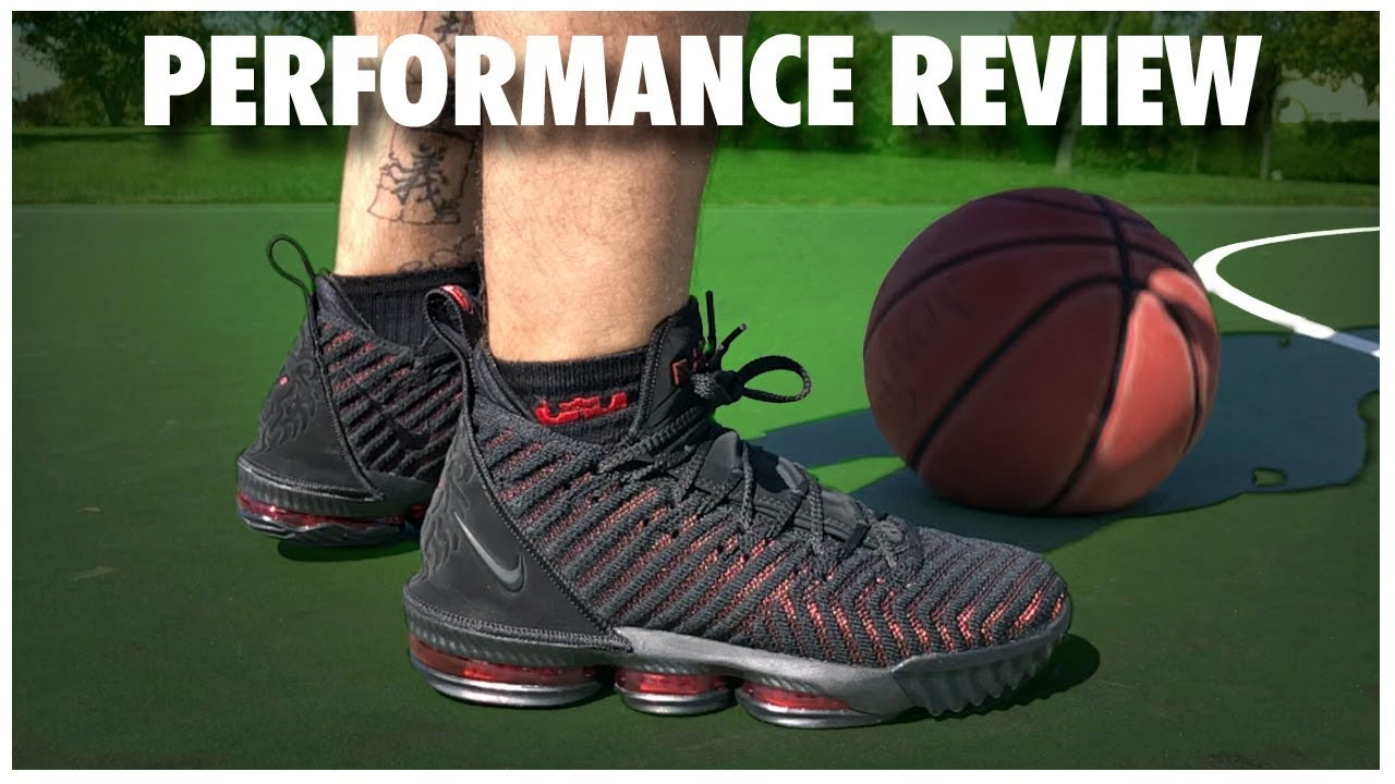 0b4fe445da1d  WearTesters  NikeLeBron16  PerformanceReview