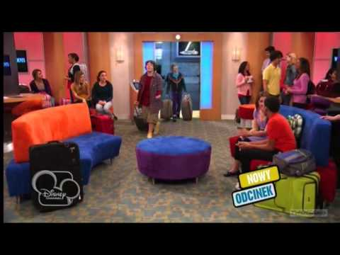 Disney Channel Poland Continuity 22-10-13