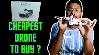 DJI MAVIC MINI India Unboxing & First Impressions | Great Aerial Footages on Budget !! Flight Test ?