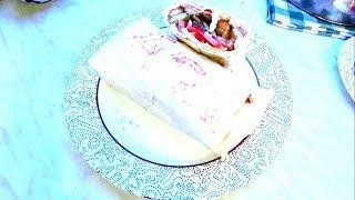 Рецепт божественной ШАУРМЫ! Очень вкусно!!!