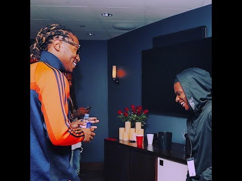 Snippet - Wizkid ft future and Future