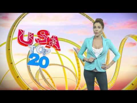 USA TOP 20 с Юлией Тойвонен на канале Music Box UA (эфир от 13.04.15)