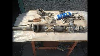 ремонт рульової рейки, частина 1 : opel vectra / astra / calibra / kadet