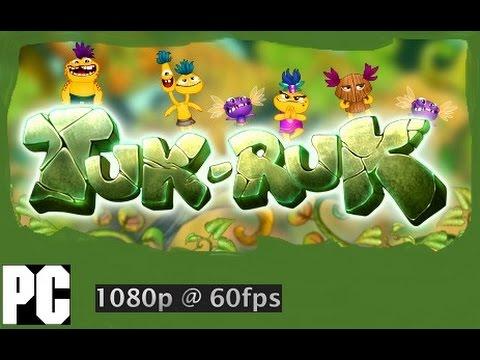 Tuk Ruk Gameplay PC(Twisting My Melon). |