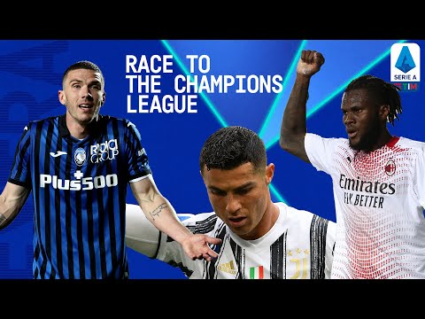 Race to the Champions League!   Atalanta, Juventus, Milan and Napoli   Serie A TIM EXTRA