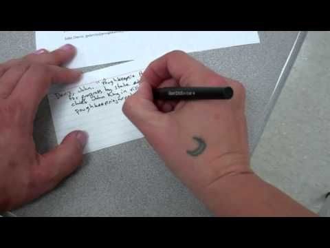 How To Make A Source Card For An Internet Source  Ms. R. Ward