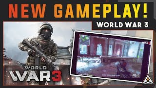 New Gameplay Clips and Information - World War 3