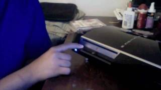 Formtat PS3 harddrive/Fix HDD Corrruption on Playstation 3.