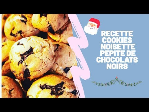 recette-//-cookies-noisette-aux-pépites-de-chocolat-noir