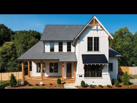 Sedgefield Modern Farmhouse