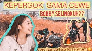 Mergokin pacar sama cewek lain ... auto nangis kejer 🙃   Bobby Stuntrider   Renata Putri