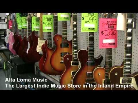 Guitars  Corona CA - Guitars Norco CA - Corona Norco Music Center Alta Loma Music