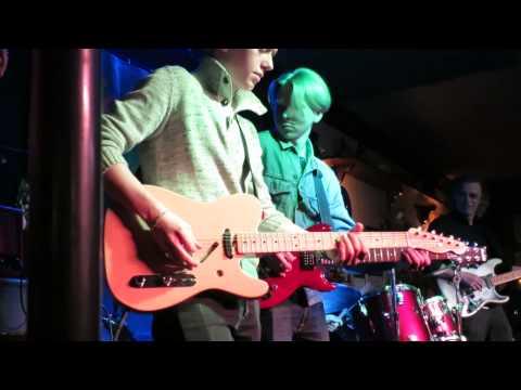 Slow Blues in G - Berlin Blues Jam at Rickenbacker's