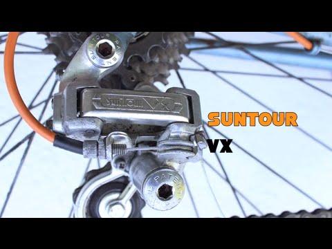Suntour Vx Derailleur Youtube