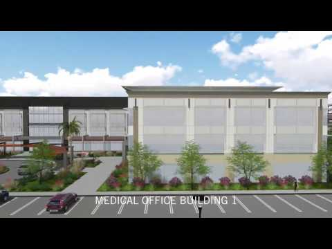 Riverside County Medical Design Animation