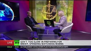 David Collins re Brexit Transition Period